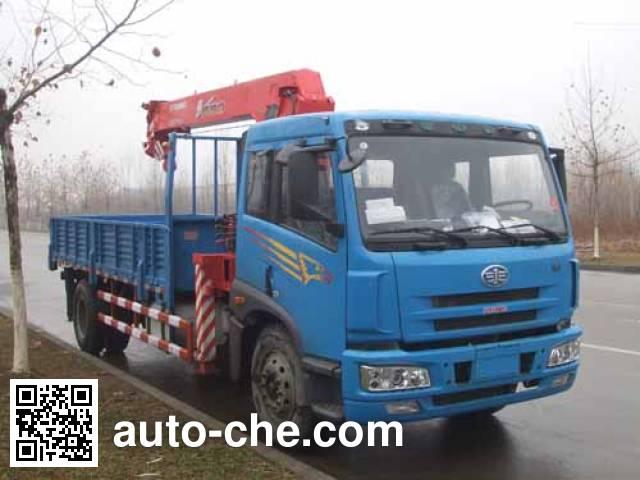 UNIC TGH5160JSQ truck mounted loader crane