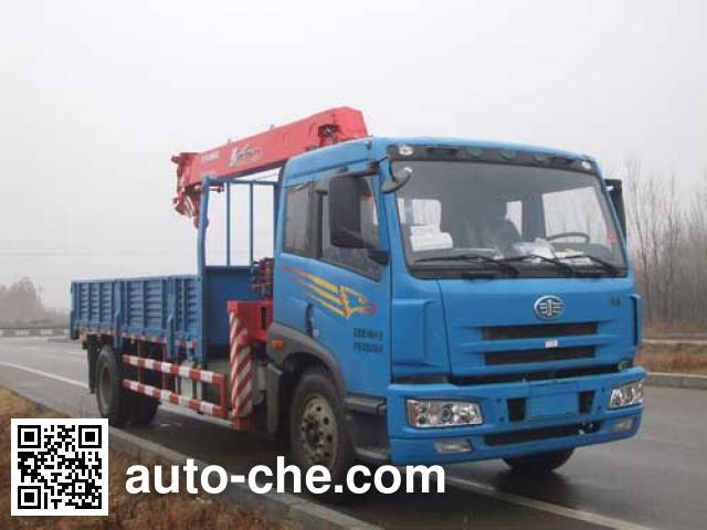 Gusui (Unic) TGH5160JSQ truck mounted loader crane