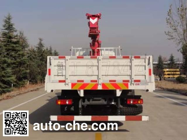 Gusui TGH5163JSQ truck mounted loader crane