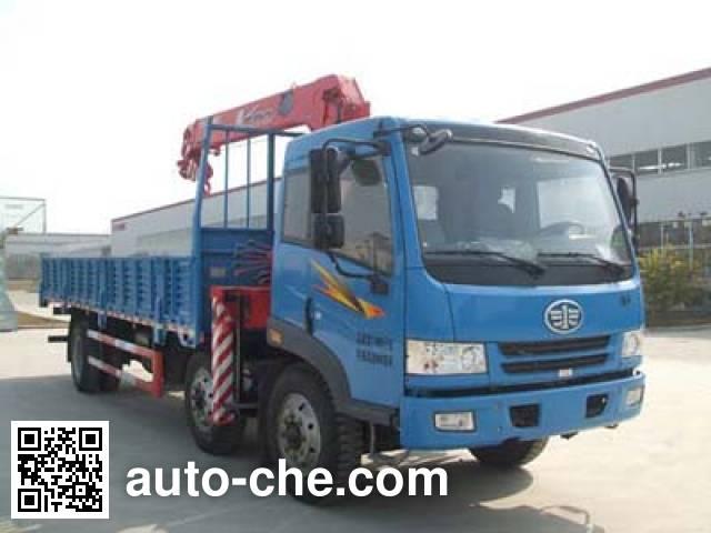 Gusui (Unic) TGH5170JSQ truck mounted loader crane