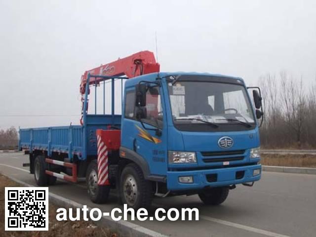 Gusui (Unic) TGH5171JSQ truck mounted loader crane