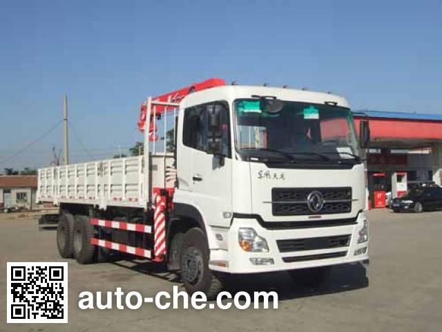 UNIC TGH5251JSQ truck mounted loader crane