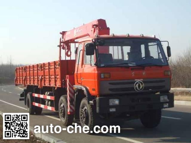 UNIC TGH5252JSQ truck mounted loader crane