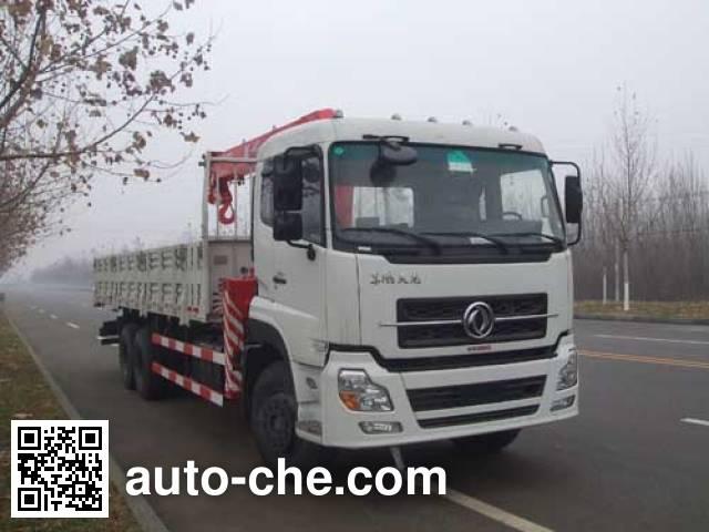 UNIC TGH5254JSQ truck mounted loader crane
