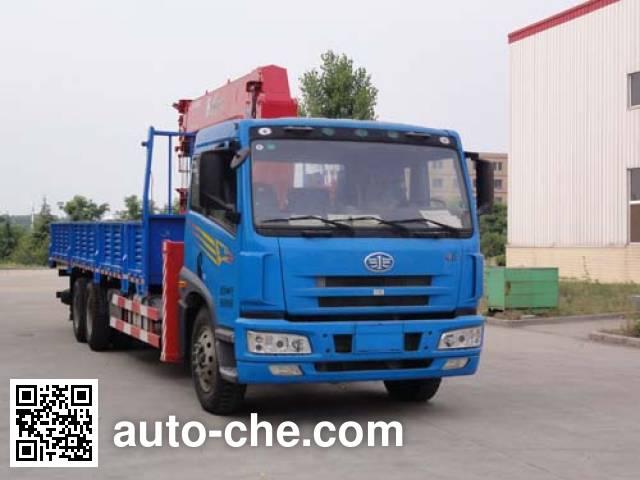 Gusui (Unic) TGH5255JSQ truck mounted loader crane