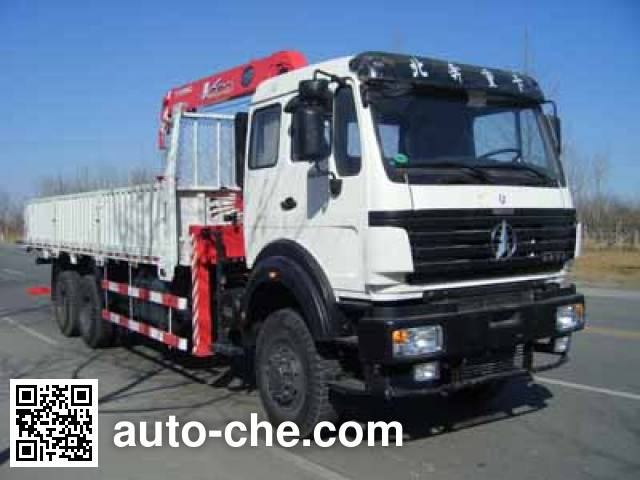 UNIC TGH5256JSQ truck mounted loader crane