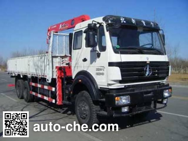 Gusui (Unic) TGH5256JSQ truck mounted loader crane