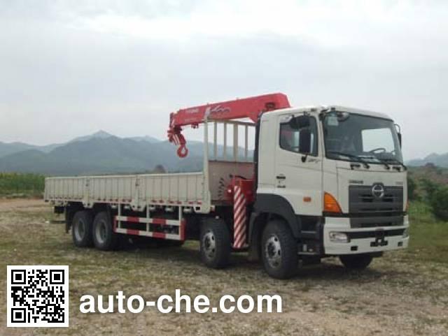 UNIC TGH5310JSQ truck mounted loader crane