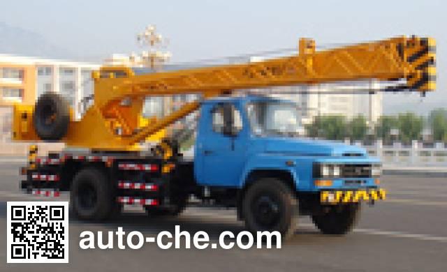 铁象牌TGZ5100JQZQY8AⅡ汽车起重机