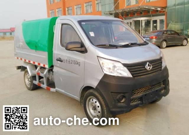 Xinhuachi THD5020ZLJSC5 dump garbage truck