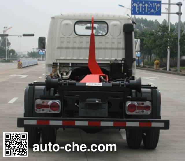 Xinhuachi THD5070ZXXD4 detachable body garbage truck