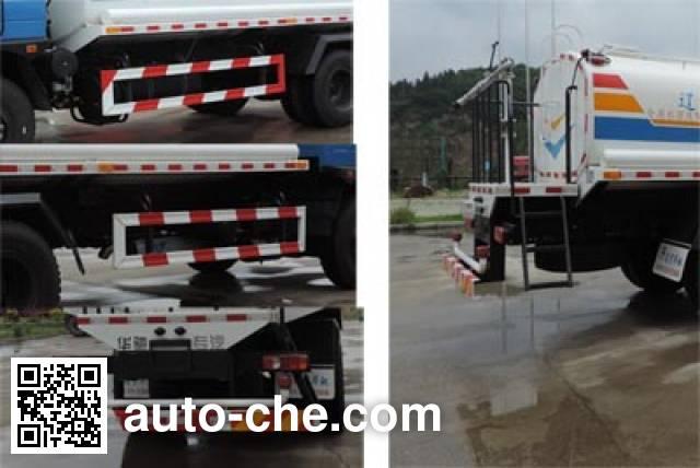 Xinhuachi THD5160GSSE4 sprinkler machine (water tank truck)
