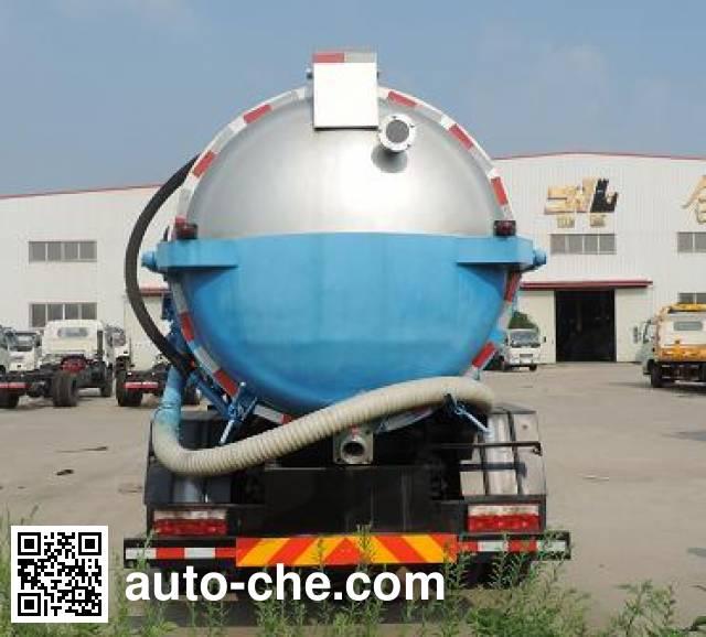 Xinhuachi THD5160GXWE4 sewage suction truck