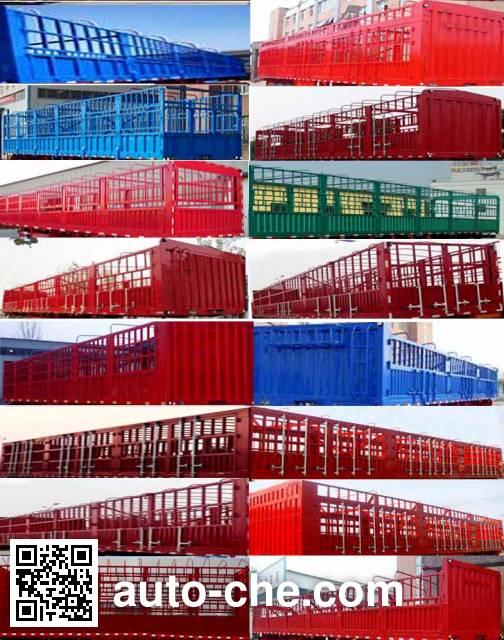 Xinhuachi THD9400CCY stake trailer