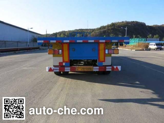 Xinhuachi THD9400P flatbed trailer