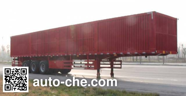 Tielong THD9401XXY box body van trailer