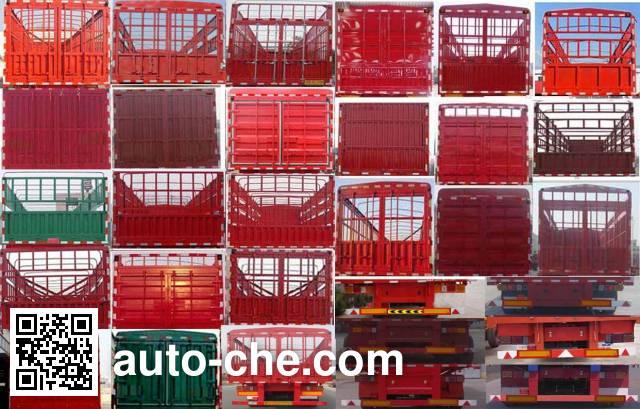 Xinhuachi THD9404CCY stake trailer