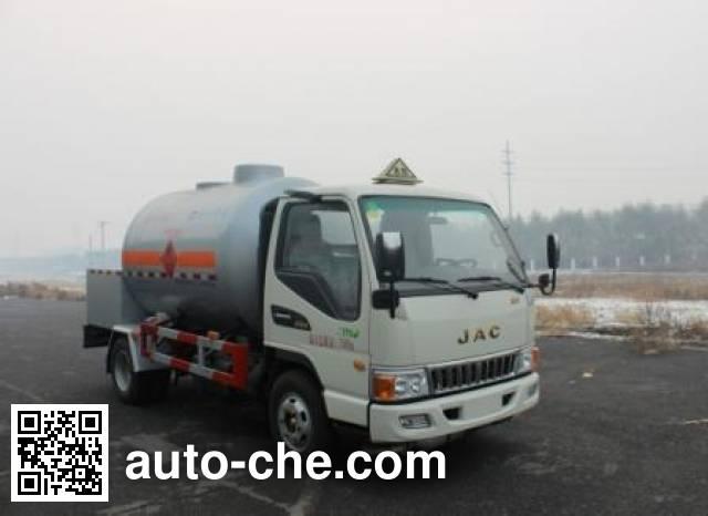 Huanghai THH5070GYQA liquefied gas tank truck