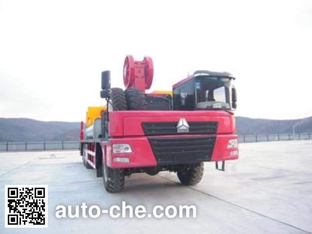 THpetro Tongshi THS5380TXJ5 агрегат подъемный капитального ремонта скважины (АПРС)