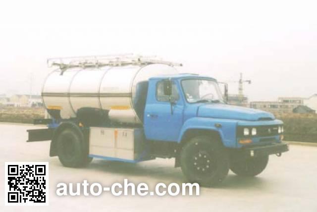 CIMC Tonghua THT5090GYS liquid food transport tank truck
