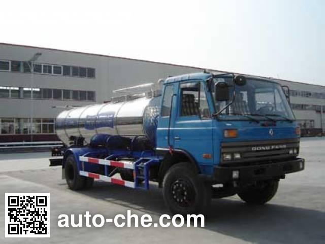 CIMC Tonghua THT5141GYS liquid food transport tank truck