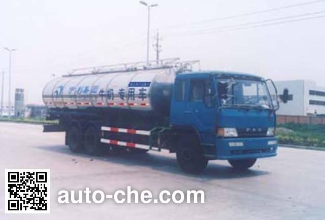 通华牌THT5240GYS01液态食品运输车