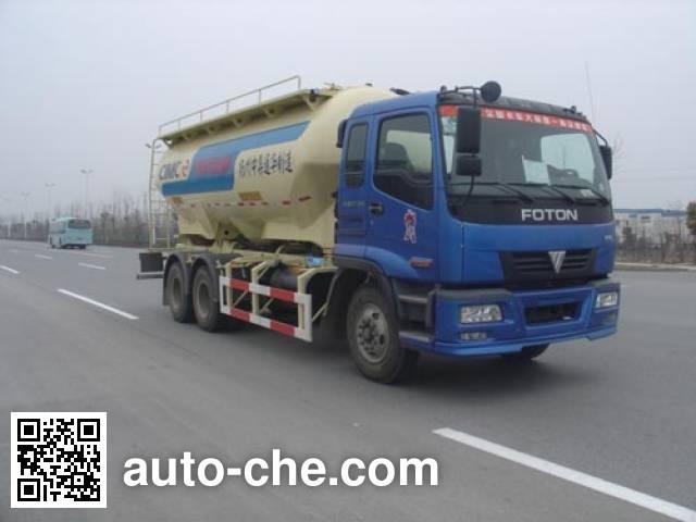 通华牌THT5250GHS干混砂浆运输车