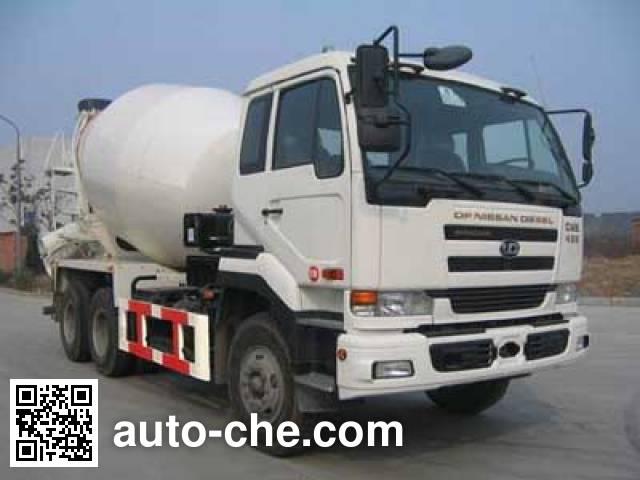 通华牌THT5250GJBDN混凝土搅拌运输车