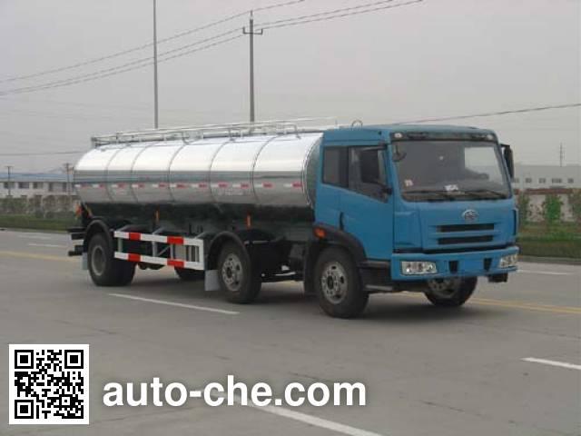 通华牌THT5250GYSCA液态食品运输车