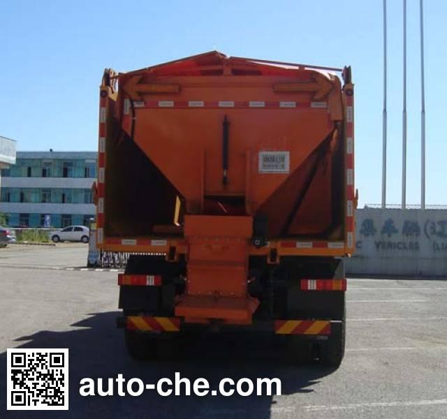 CIMC Tonghua THT5250TCXSQRN snow remover truck