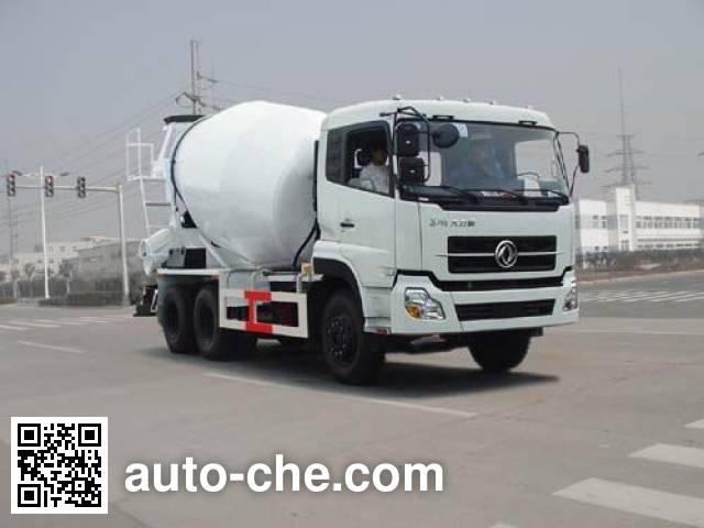 通华牌THT5252GJB01DF混凝土搅拌运输车