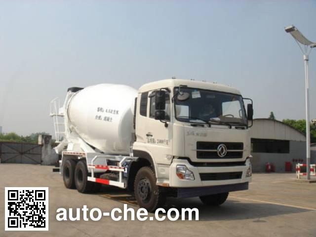 通华牌THT5252GJB11B混凝土搅拌运输车