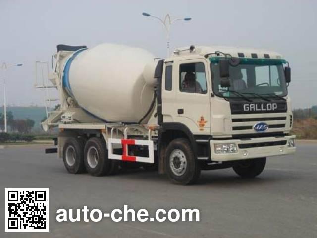 通华牌THT5252GJBHF混凝土搅拌运输车