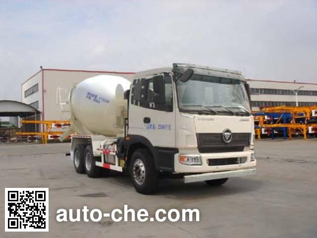 通华牌THT5255GJB11A混凝土搅拌运输车