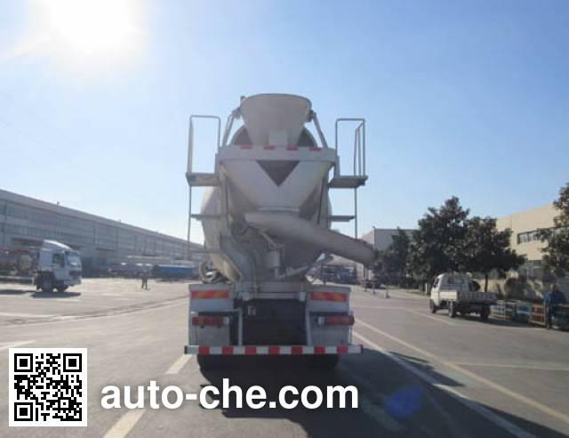 通华牌THT5255GJB11B混凝土搅拌运输车
