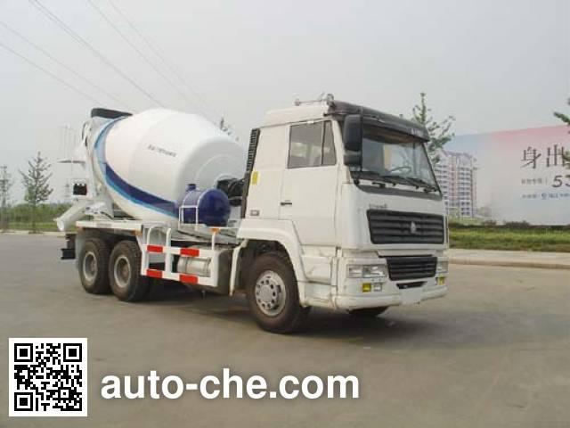 通华牌THT5256GJB01混凝土搅拌运输车