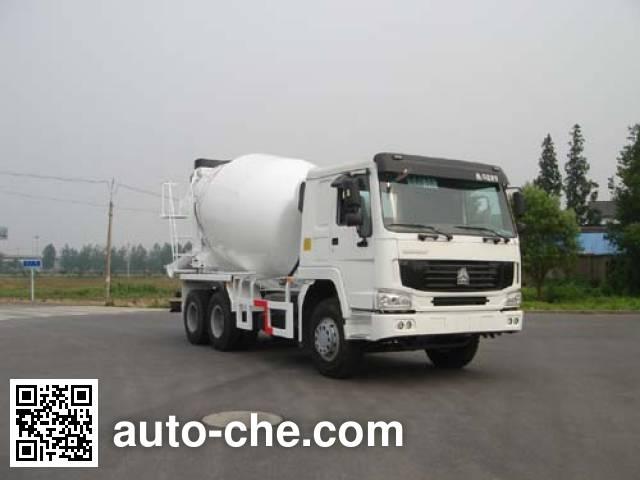 通华牌THT5256GJB05ZZ混凝土搅拌运输车