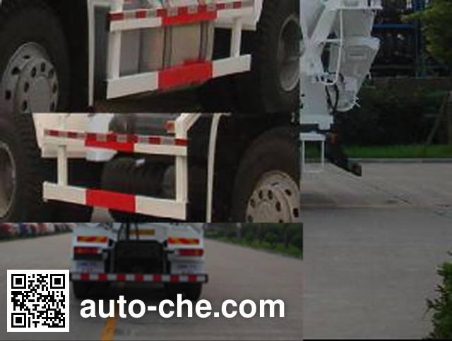 通华牌THT5256GJB11A混凝土搅拌运输车
