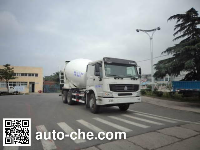 通华牌THT5256GJB12B混凝土搅拌运输车