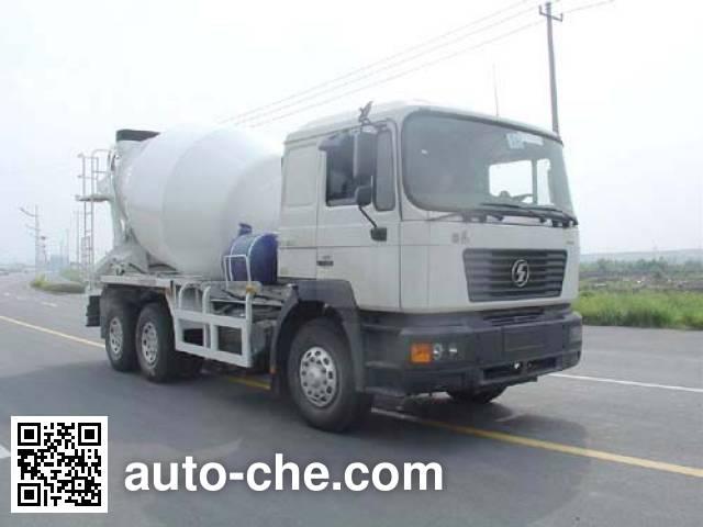 通华牌THT5257GJB01混凝土搅拌运输车