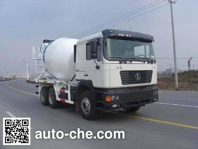 通华牌THT5257GJB04SX混凝土搅拌运输车