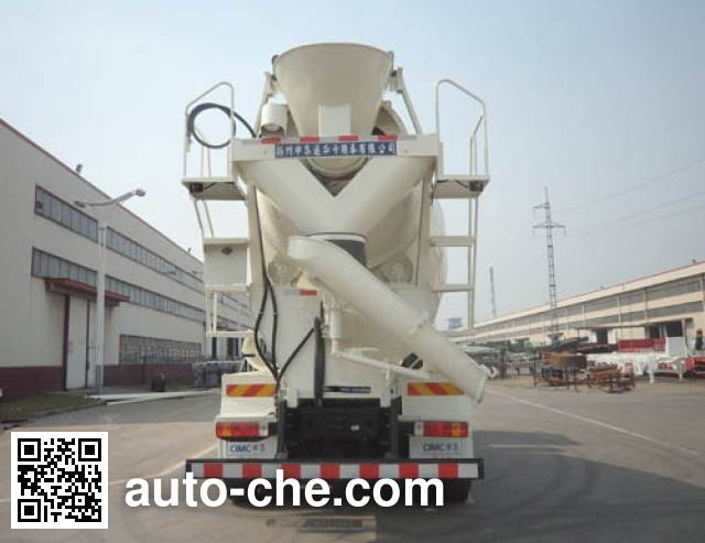 CIMC Tonghua THT5257GJB11A concrete mixer truck