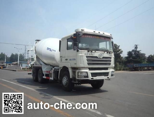 通华牌THT5257GJB11A混凝土搅拌运输车