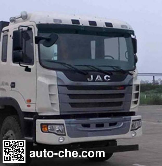 CIMC Tonghua THT5258GJB13A concrete mixer truck
