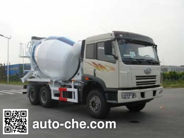 通华牌THT5259GJB01混凝土搅拌运输车