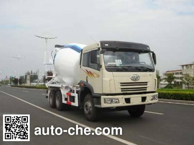 通华牌THT5259GJB02CA混凝土搅拌运输车