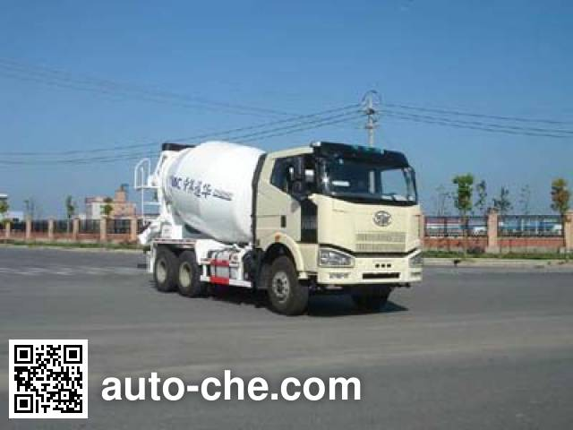 CIMC Tonghua THT5259GJB03CA concrete mixer truck