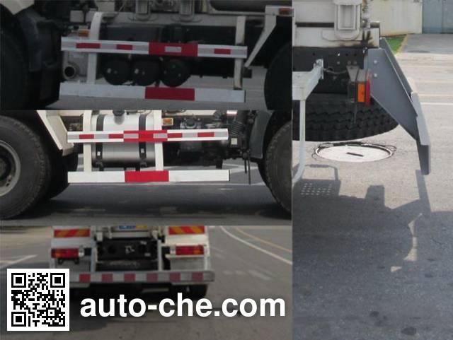 通华牌THT5259GJB11A混凝土搅拌运输车