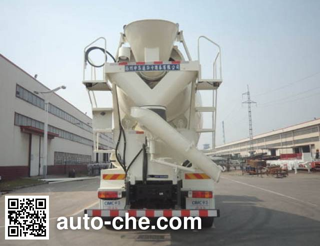 CIMC Tonghua THT5259GJB12A concrete mixer truck