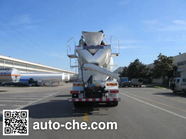 通华牌THT5259GJB13A混凝土搅拌运输车